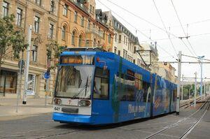 Franckeplatz lijn9 MGT6D