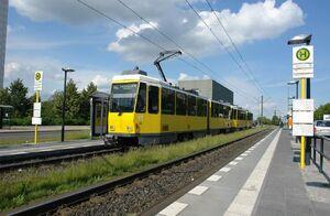 Falkenberger Chaussee lijnM4 KT4D