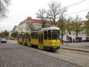 Markplatz Friedrichshagen lijn60 KT4D