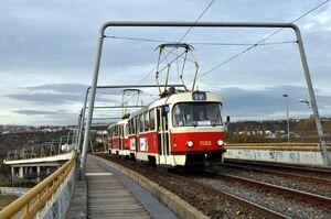 Palmovka lijn19 T3SUCS