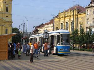 Kossuth tér lijn1 KCSV6