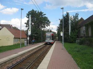 Platz der Freiheit lijn5 MGT-K