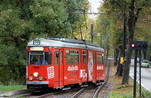 Torellplatz lijn88 GT6