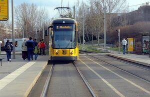 Kirschenstraße lijn2 NGTD8DD