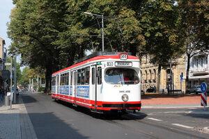Ostwall lijn044 GT8