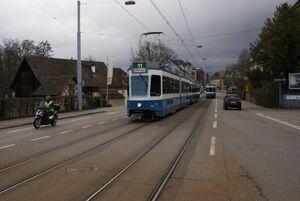 Burgwies lijn11 Tram2000