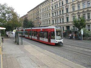 Kurt-Tucholsky-Straße lijn1