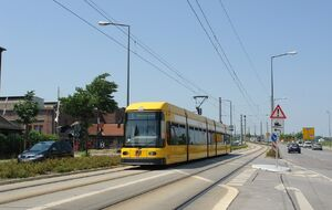 Bremer Straße lijn1 NGT6DD