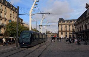 Gare Saint-Jean lijnC Citadis
