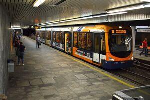 Hauptbahnhof lijn10