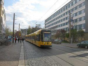 Louisenstraße lijn7 NGTD12DD