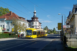 Neubühlauer Straße lijn11