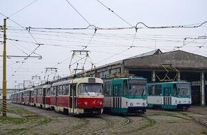 Vozovňa Bardejovská T3SUCS T6A5