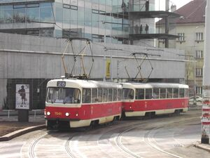 Strašnická lijn26 T3SUCS