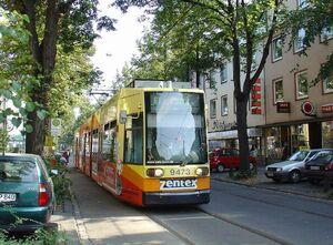 Chlodwigplatz lijn61 R11