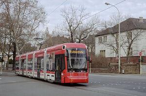 Goethestraße lijn51 Variobahn
