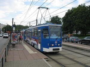 Südstádt-Center lijn2 T6A2