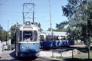 Hanauer Straße lijn4 M