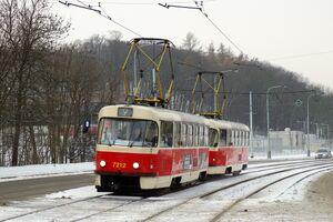 Poštovka lijn9 T3SUCS