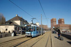 Aker brygge lijn12 SL79