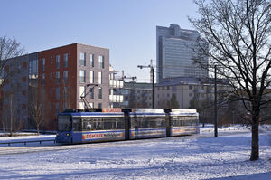 Domagkstraße lijn23 R22