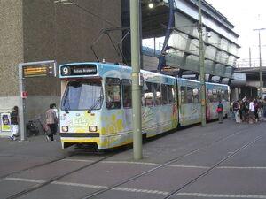 GTL I 3026 als lijn 9