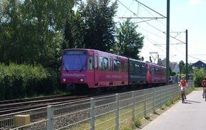 Hangelar Ost lijn66 B
