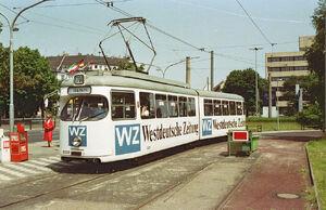 Heinrichstraße lijn708 GT6