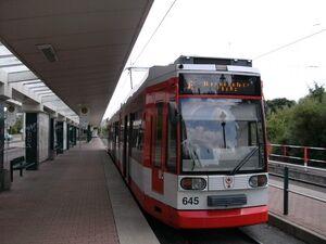 Südstadt lijn6 MGT6D