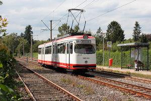 Glindholzstraße lijn044 GT8