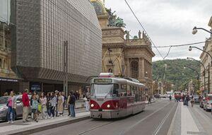 Národní divadlo lijn2 TR3PLF