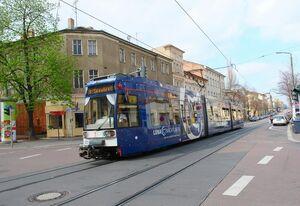 Hermannstraße lijn3 MGT6D