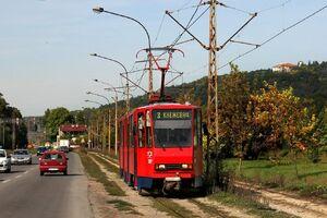 Kosutnjak lijn3 KT4YU-M