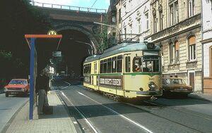 Rudolfstraße lijn608 GT4