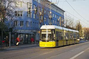 Werneuchener Straße lijnM5 Flexity