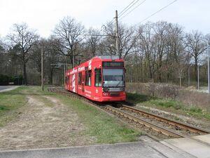Anton-Saefkow-Allee lijn12 MGT6D