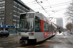 Berliner Allee lijn701 NF6