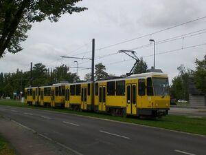 Magnusstraße lijn60 KT4D