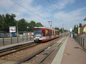 Wiener Strasse lijn6 MGT6D