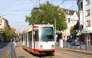 Brückstraße lijn306 M