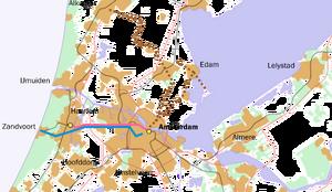 Haarlem-Amsterdam