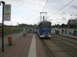 Stadthalle lijnE T6A2