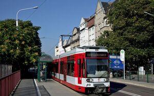 Steintorbrücke lijn10 MGT6D