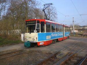 Kopernikusstraße lijn4 KT4D