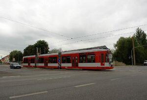 Merseburg Herweghstraße lijn5 MGT6D