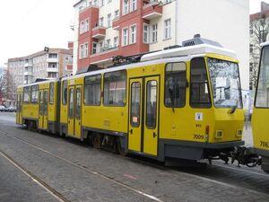 Revaler Straße lijnM13 KT4D