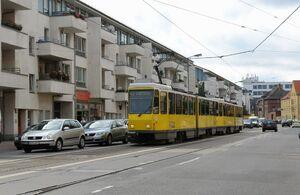 Müggelheimer Straße lijn62 KT4D