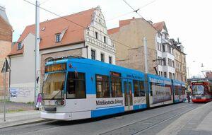 Franckeplatz lijn6 MGT6D
