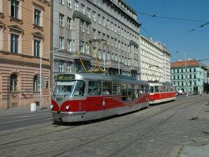 Těšnov lijn26 T3PLF