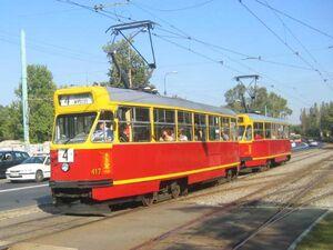 Warschau lijn4 13N